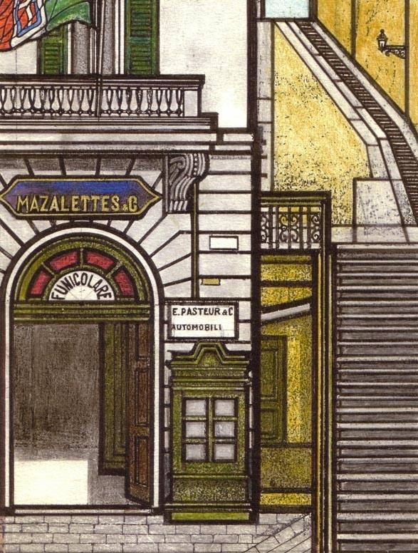 FLAVIO COSTANTINI - Genova - Piazza Portello-0