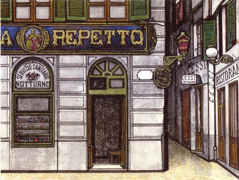 FLAVIO COSTANTINI - Genova - Piazza Senarega-0