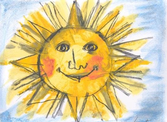 EMANUELE LUZZATI - Il Sole-0