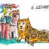 EMANUELE LUZZATI - Leone-0