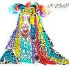 EMANUELE LUZZATI - Vergine-0
