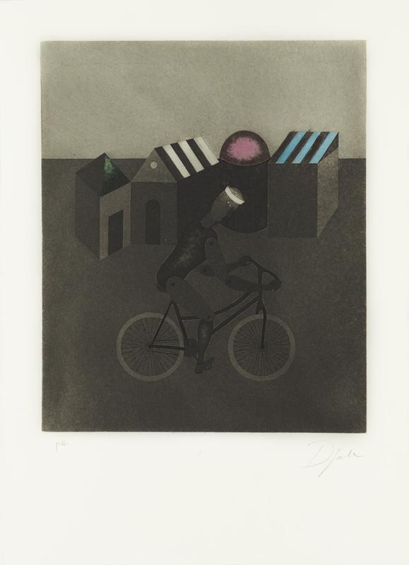 ZIVKO DJAK - Bicicletta-0