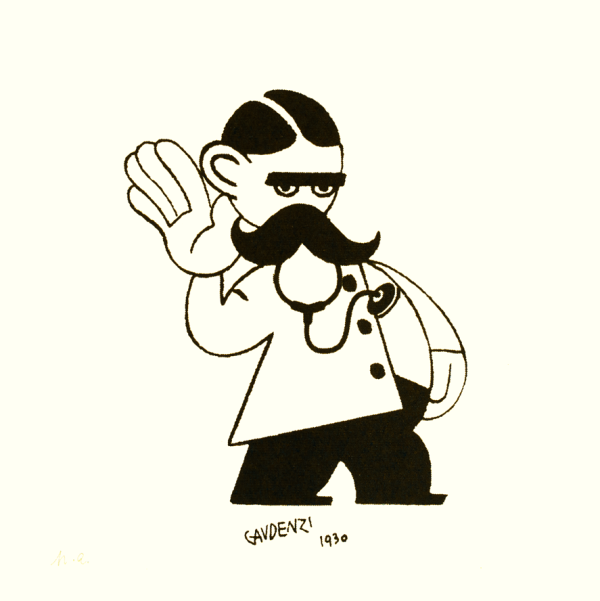 ALF GAUDENZI - Il dottore-0