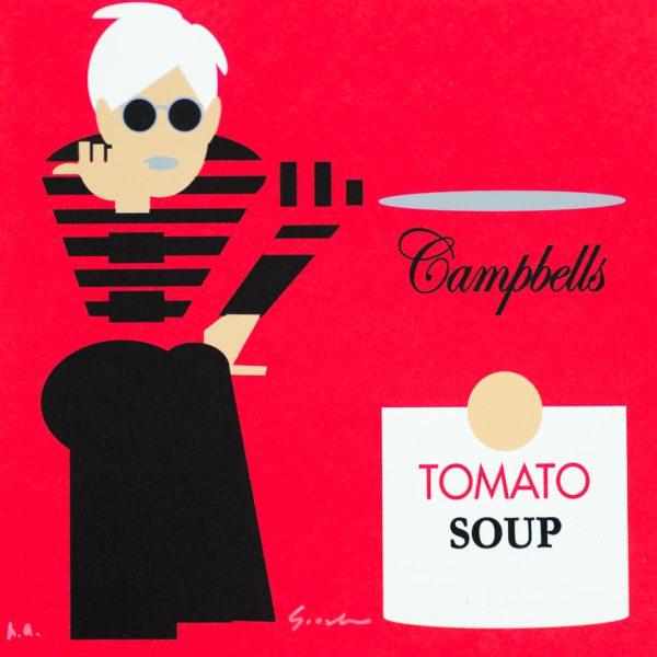 SERENA GIORDANO - Andy Warhol