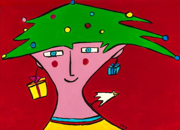 CHIARA RAPACCINI - È Natale! (dicembre)