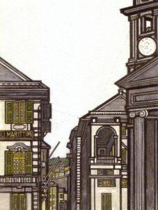 FLAVIO COSTANTINI - Genova - Via Balbi