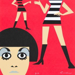 SERENA GIORDANO - La minigonna di Mary Quant