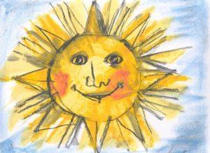 EMANUELE LUZZATI - Il Sole