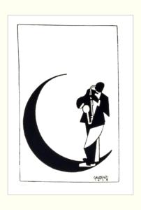 ALF GAUDENZI - La luna