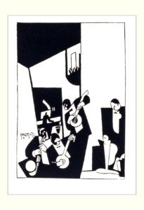 ALF GAUDENZI - Jazz