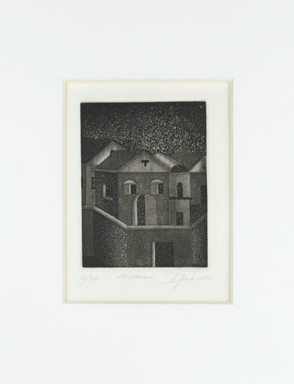 ZIVKO DJAK - Paesaggio Istriano