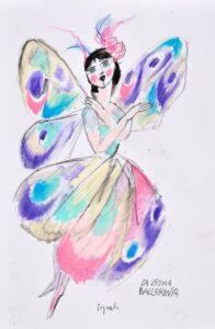Emanuele_Luzzati_prima_ballerina_collage